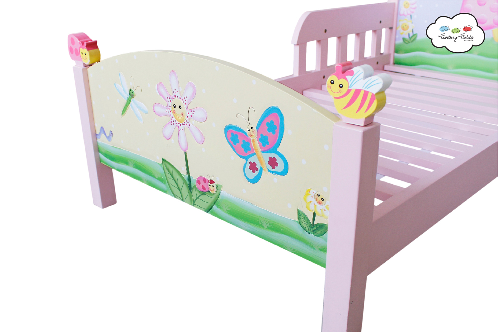Fantasy fields magic garden toddler bed afterpay for Bedroom furniture afterpay