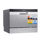 ... & Garden Appliances 5 Star Chef Electric Benchtop Dishwasher Silver