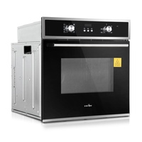 Built-in Electric Fan Forced Oven - 8 Functions