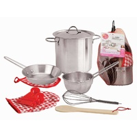STAINLESS STEEL COOKING PLAYSE