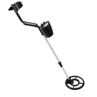 Deep Target Sensitive Searching Metal Detector