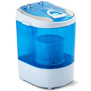 Portable Washing Machine Blue - 4KG