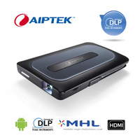 "Aiptek A50P Mobile Cinema 60"" Extended Android Phone Screen Power Bank"