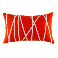 Wires Cushion by Kas