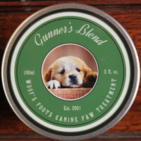 Gunners Blend Woofs Foots Canine Pad Paw Treatment 100% Natural and Organic Australian Made