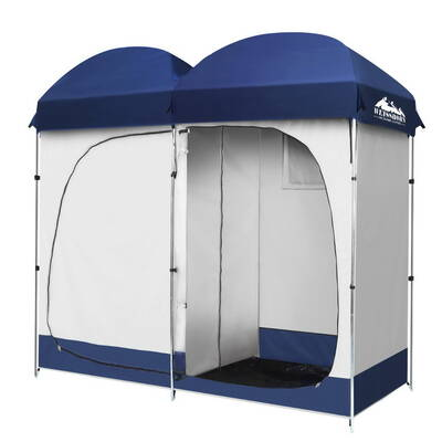 Weisshorn Camping Shower Tent Double Afterpay Zippay