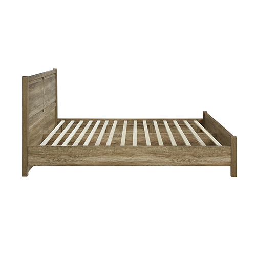 Alice bed double oak colour afterpay zippay zipmoney for Furniture afterpay