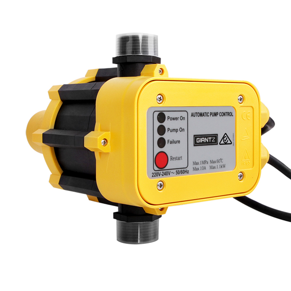 Weatherproof 2500w 9000l h flow rate pressure pump for Gardening tools afterpay