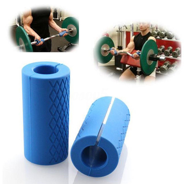 Barbell Dumbbell Grips - Improve Forearm Strength