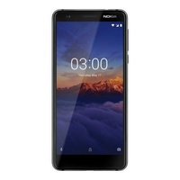 Nokia 3.1 (2018) 16GB Black/Chrome