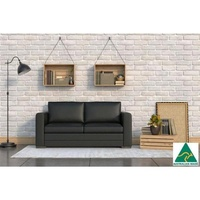 Black Lounge | 2.5 Seater Sofa  | Ella 2.5 Seater Black