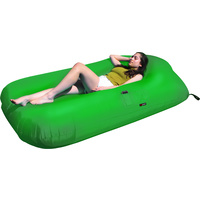 Air Pod Air Bed Green 230 x 120 x 35cm