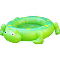 Green Frog Inflatable Pool 133x25cm