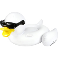 Inflatable Pool Float Giant Rock n Duck 130 x 120 x 65cm