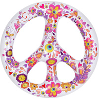 Peace Pool Float Inflatedl Size 147 x 24cm