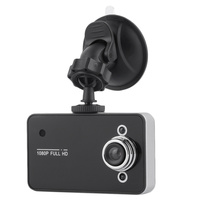 "2.4"" Full HD 1080P Car DVR Car Dash Cam Camera Video Recorder Black"