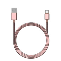 1m USB Type C Data & Sync Cable  Samsung  Apple Macbook Pixel Nexus  (Black)