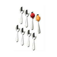 8-piece Stainless Steel Espresso Spoon