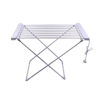 240 Volt Clothes Rack 8 Heated Rails 95 x 54 x 74cm