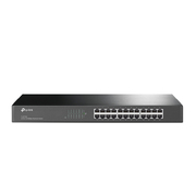TP-Link 24-port Unmanaged 10/100M Rackmount Ethernet Switch