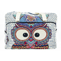 Large Hoot Owl Overnight Bag