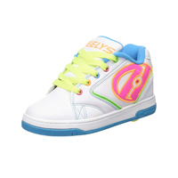 Heelys Propel 2.0 Kids Skate Roller Shoes Boys Girls Sneakers Toddler White US 6