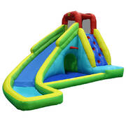 Happy Hop Inflatable Water Jumping Castle Bouncer Toy Windsor Slide Splash kid