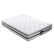 Giselle Bedding King Size Pillow Top Spring Foam Mattress