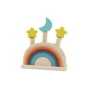 Calm & Breezy Pop Up Toy Rainbow