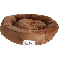 Pro Petcare  Round Pet Bed with Plush 60cm