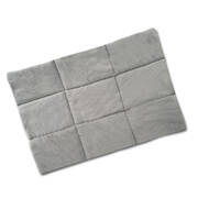 i.Pet 36inch Metal Collapsible Pet Cage Cushions Grey