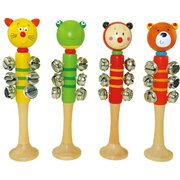 ANIMAL BELL STICK W BASE