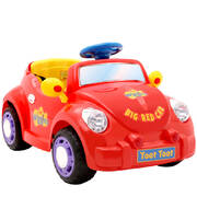The Wiggles Ride On Car - Big Red Car