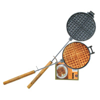 Chuckwagon Waffle Iron by Rome Industries