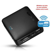 ICY BOX IB-WRP201SD WiFi-Station for SD cards, Access Point and Power Bank
