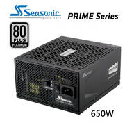SeaSonic 650W PRIME Platinum PSU (SSR-650PD)