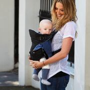 Childcare Baby Carrier - Black