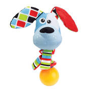 Yookidoo Dog 'Shake me' Rattle