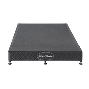 Mattress Base Queen Size Charcoal