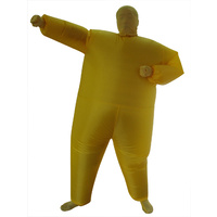 Sunshine Inflatable Costume Fancy Dress Suit Fan Operated