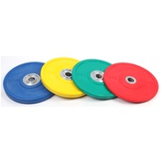 15KG PRO Olympic Rubber Bumper Weight Plate