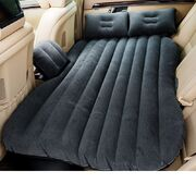 Inflatable Car Back Seat Mattress Protable Travel Camping Air Bed Rest Sleeping