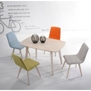 4 Seater Dining Table Solid hardwood White Wash