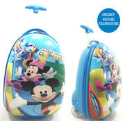 HARD CASE KIDS LUGGAGE