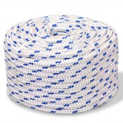 Marine Rope Polypropylene 14 mm 50 m White