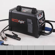 200Amp Welder MIG ARC MAG Welding Machine Gas / Gasless Portable